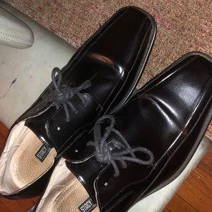 Men Stacy Adams shoes size 10m